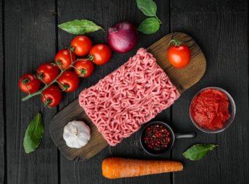 bolognesesaus lasagne